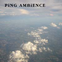 PiNG AMBiENCE CD Cover - Photo by Rich Baker